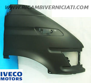 PARAFANGO ANT. SX/DX IVECO DAILY III MOD. 2006 -2008