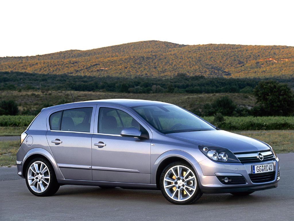 PARAURTI ANT. OPEL ASTRA H MOD. DAL 2007