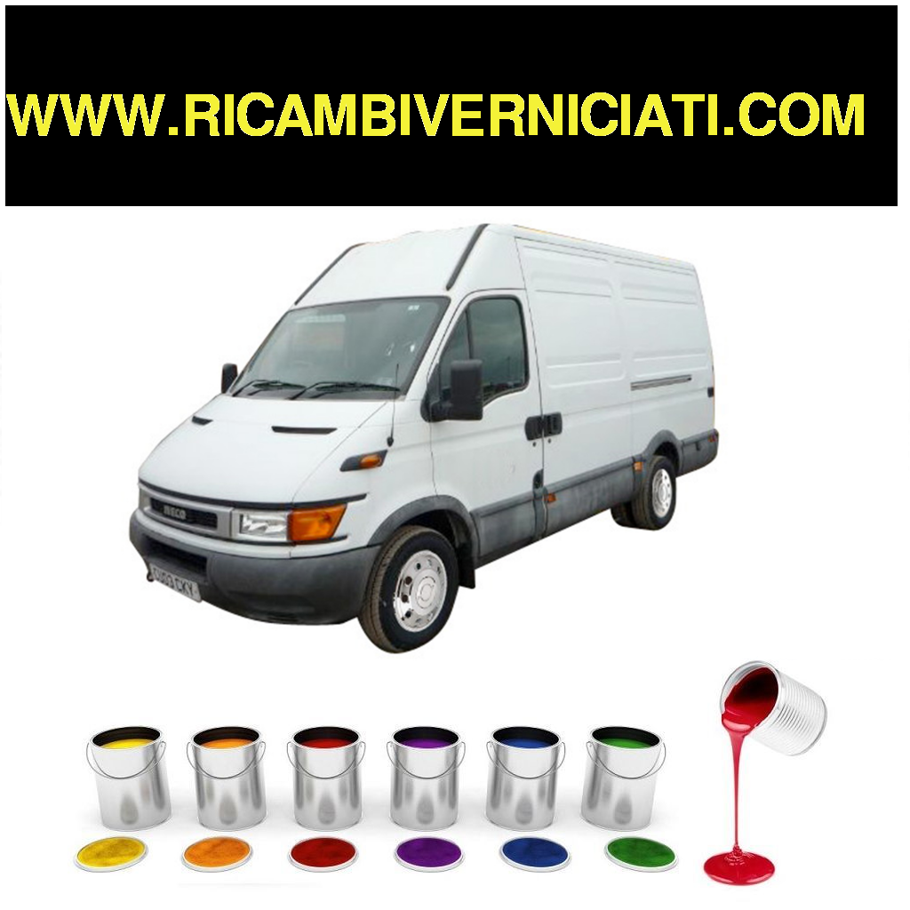 FRONTALE ANT. IVECO DAILY MOD. 2000 - 2006