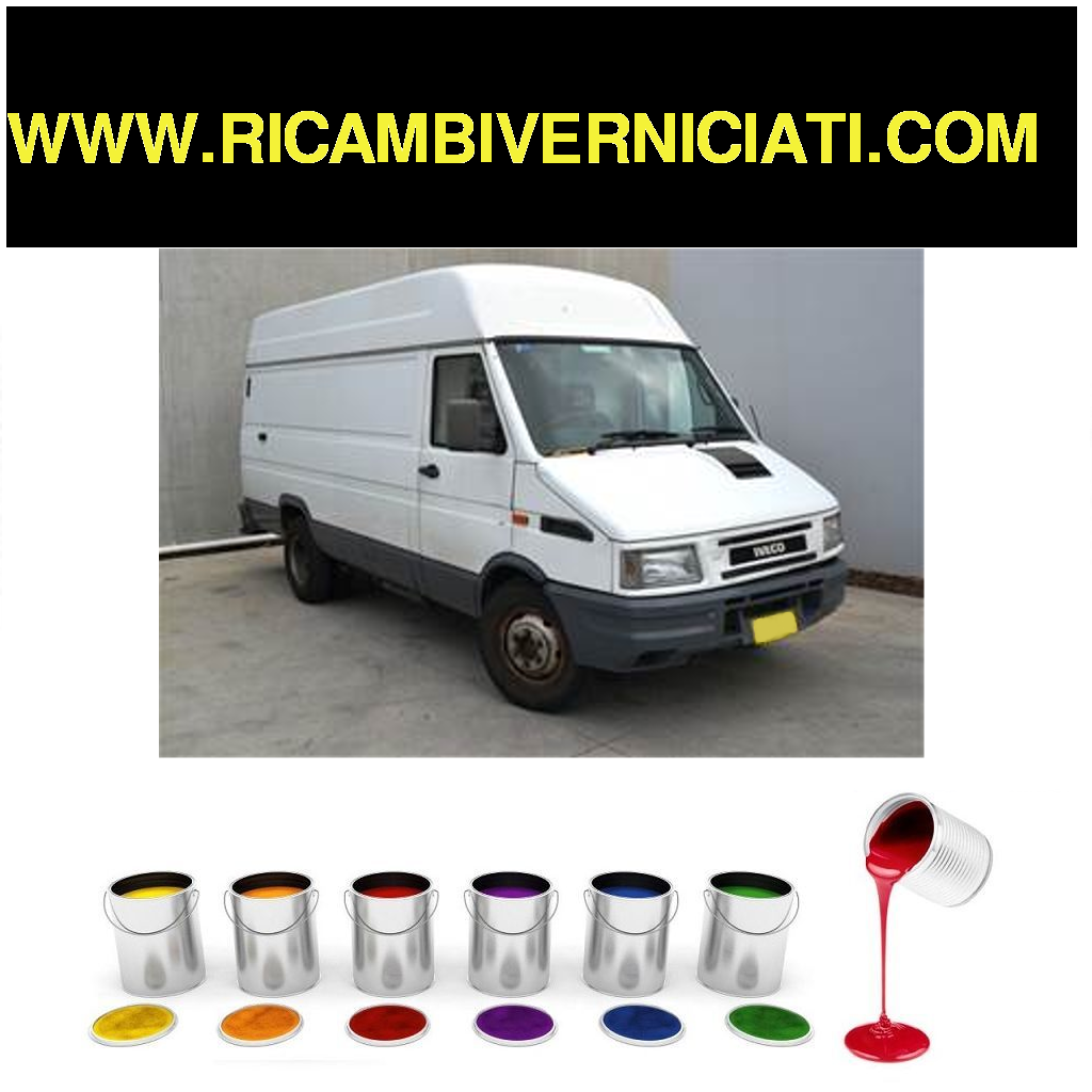 FRONTALE ANT. IVECO DAILY MOD. 1996 - 2000